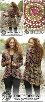 Crochet Mandala Vest Pattern Free Amazing Decorating Ideas
