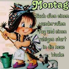 Guten Morgen феврновый Montag Grüße Montag Sprüche Und Guten