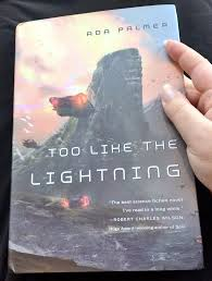 A linguist tweets Too Like The Lightning by Ada Palmer
