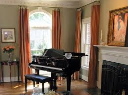 Window In Living Room Window Treatments For Bay Windows In Living Room Interior Design