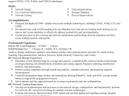Wimax Test Engineer Sample Resume Network Test Engineer Sample Resume nardellidesign 42