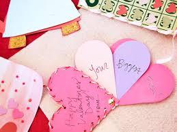 Valentines Day Cards For Boys Kids Craft Biggest Fan Valentine Hgtv