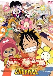 <b>One Piece</b>: Baron Omatsuri and the Secret Island - Wikipedia