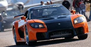 mazda rx7 fast and furious body kit. mazda rx7 with veilside bodykit rx7 fast and furious body kit o