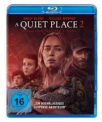 A Quiet Place 2 [Blu-ray]: Amazon.de: Blunt, Emily, Krasinski, John, Jupe,  Noah, Simmonds, Millicent, Murphy, Cillian, Henry, Brian Tyree, Krasinski,  John, Blunt, Emily, Krasinski, John: DVD & Blu-ray