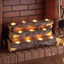 home decor best artificial fireplace logs decoration idea luxury excellent on room design ideas artificial