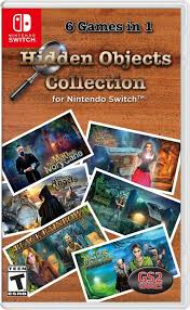 Hidden object books for adults. Amazon Com Hidden Objects Collection For The Nintendo Switch Nintendo Switch Gs2 Games Video Games