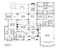 Floor PlansFloor Plans With Stairs