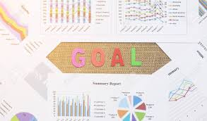 Business Goal With Chart Reports