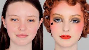 the gold look vine 1920 s inspired collette marchant makeup