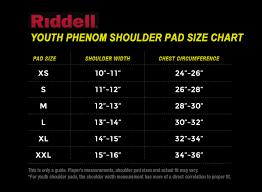 Riddell Football Pants Sizing Chart Best Style Pants Man