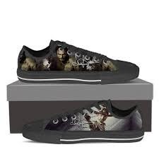 Rick Grimes Ladies Low Cut Sneakers Products Sneakers