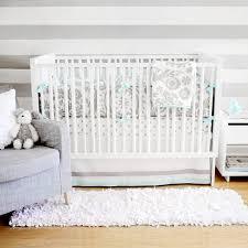 ashton crib bedding set rosenberryrooms intended for brilliant house gender neutral crib bedding sets plan