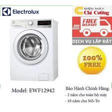 Giá Máy giặt cửa trước Electrolux EWF12942 9kg (Trắng)