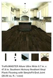 allure ultra vinyl plank flooring tile