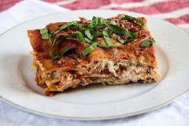 Classic Lasagne Classic Lasagna With Homemade Noodles