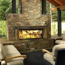 outdoor gas fireplace insert outdoor gas fireplace w o chimney springs fire pits and outdoor fireplaces outdoor outdoor gas fireplace insert