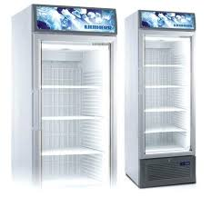 Stand Up Display Freezer stand up freezer Zample 92