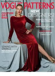 Vogue Patterns Fall 2017