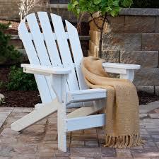 Jayhawk Plastics Recycled Plastic Cape Cod Adirondack Chair   Hayneedle
