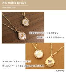 the alphabet for the silhouette initial k10 gold necklace mickey mouse pendant formal official jewelry lady s necklace las necklace woman