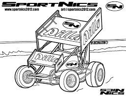 Small Picture Full Force Race Car Nascar Coloring Pages Womanmatecom