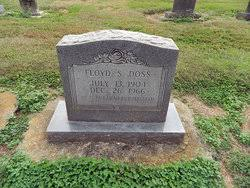 Floyd Summers Doss (1904-1966) - Find A Grave Memorial