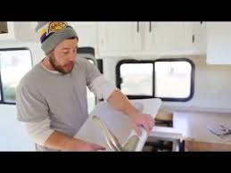 how to remove kitchen sink from rv
