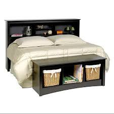 ... Double/Queen Headboard & Bed End Storage Bench