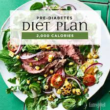 Check spelling or type a new query. Prediabetes Diet Plan 2 000 Calories Eatingwell