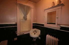 1950 s bathroom sink and radiator