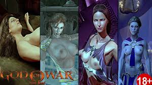God of war naked girls