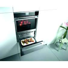 24 warming drawer wall oven with incredible superb built in double home i66