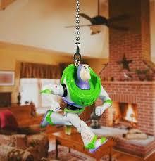 disney toy story buzz lightyear ceiling fan pull cord light lamp chain k1018 k