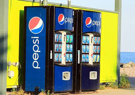 Pepsi Vending Machine Refund