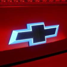 All Chevy blue chevy bowtie emblem : Oracle Lighting® - Chevy Camaro 2014 Illuminated Rear LED Emblem