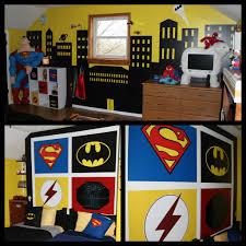 Superhero Boys Room Hays House Misadventures In Parenting A Boys Dream Superhero