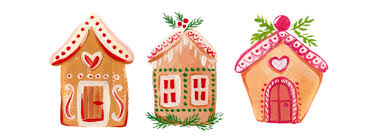 2019 Gingerbread Village