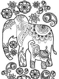 this is a big step for me i have pretty much finished with this find this pin and more on elephant coloring pages