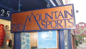 <b>Pro Mountain</b> Sports