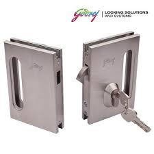 glass door lock 04