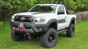Toyota Tacoma Rough Country 6