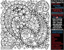 Small Picture The 30 best images about adult coloring pages on Pinterest