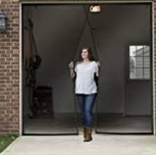 single car garage doors. One Single Car Garage Door Screen Weighted Magnetic 9.5 X 7.5 Feet Doors