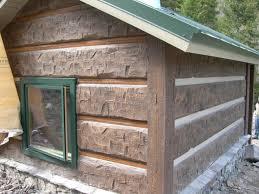 Concrete Cabin Log Cabin Chinking Mortar Cabin And Lodge