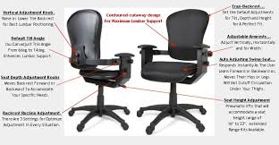 desk chair for back pain. Unique Pain Sit Pain Free And Stop  The Best Ergonomic Chair Office Back  Inside Desk For W