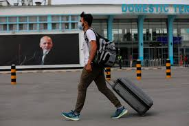 The taliban seized afghanistan's presidential palace on sunday, taking control of the country. Jd18fbtdgh9shm