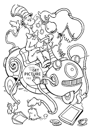 Small Picture Best Free Dr Seuss Coloring Pages Contemporary Coloring Page