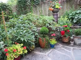 Design A Shade Garden  HGTVContainer Garden Design Plans