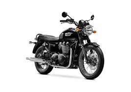 2016 triumph bonneville t100 black stock 16bonnevillet100black
